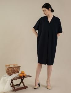 DUMA Black Turik Dress