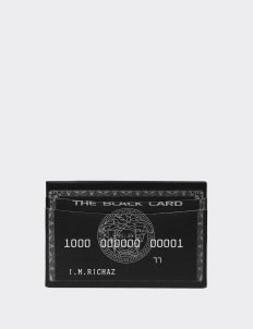 The Walart Black Card Wallet