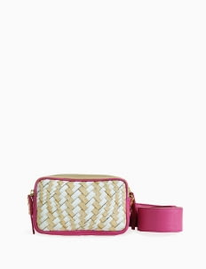 Chameo Couture Pink Petal Thea Pouch