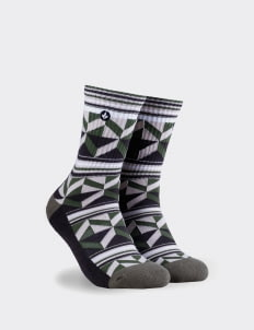 Staycool Army Knit Sock