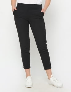 Binca Black Beam Pants