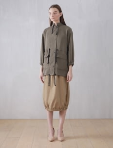 Wastu Army Soft Parka Jacket