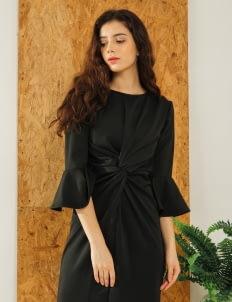 Bel. Corpo Black Gistha Dress
