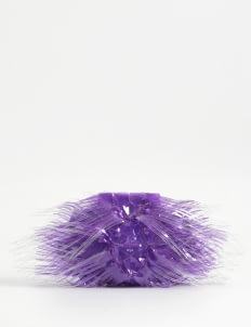 Byo Purple Uni Clutch Small