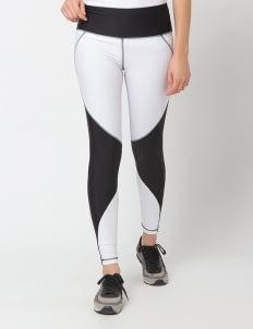 Cuca White London Legging