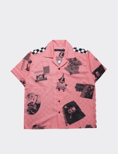 Influential Syndicate Peach Highest Clan Shirt