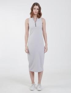 Someday Gray Blina Dress