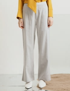 ATS THE LABEL Gray Quincy Pants