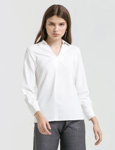 CLOTH INC White Jack Shirt