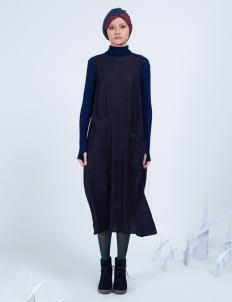 Amanda Rahardjo Black Caro Dress
