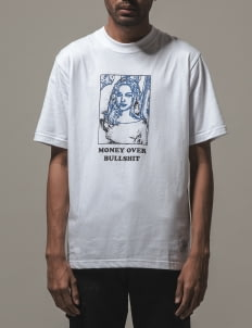 Working Age White Money Over Bullshit T-Shirt