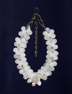 Tam Illi White Hana Necklace