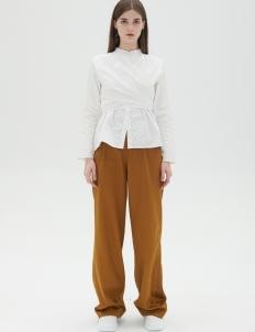 Shopatvelvet White Uma Shirt