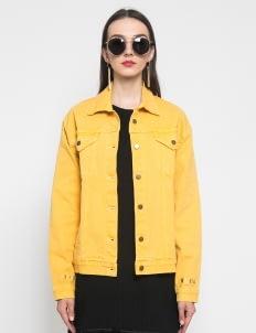 Saint York Yellow Bowery Jacket