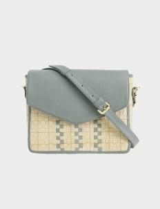 Chameo Couture Slate Quinn Sling Bag