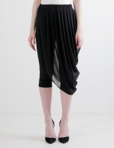Bloom et Champs Black Flare Pants