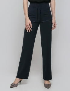 Lene Ink Devon Frill Pants