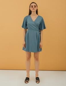 NANNA Blue Olga Dress