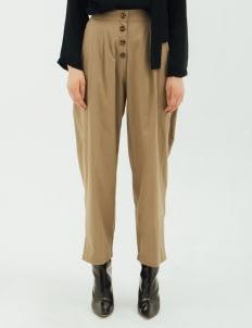 NANNA Brown Shore Pants