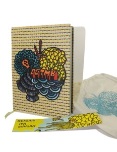 DGTMB by Eko Nugroho Multicolor DGTMB Beauty of Differences Note Book