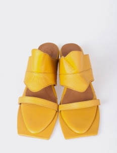 Aschas Yellow Ceretti Sandals