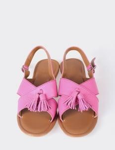 Aschas Light Pink Rochas Sandals
