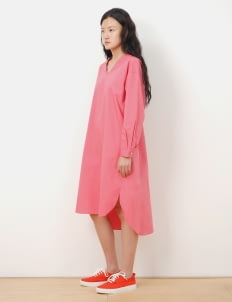 American Holic by Stripe Japan Pink Luna Relaxed Dress