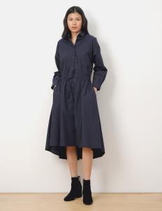 American Holic by Stripe Japan Navy Priscille Dress