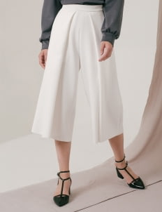 M By Mischa White Hailey Culottes