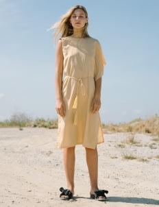 Goya Yellow Ra Dress