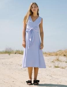 Goya Lilac Sail Dress