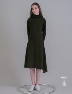 DUMA Olive Soire Dress
