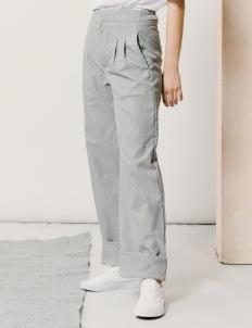 ATS THE LABEL Gray Macy Pants