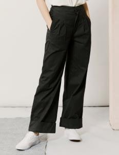 ATS THE LABEL Black Macy Pants