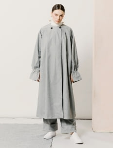 ATS THE LABEL Gray Patty Outerwear
