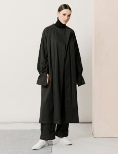 ATS THE LABEL Black Patty Outerwear