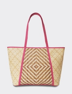 Chameo Couture Petal Peony Shoulder Bag