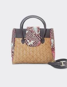 Chameo Couture Garnet Aleia Clutch Bag
