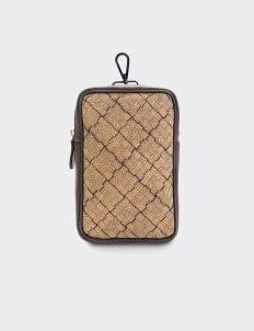 Chameo Couture Brown Oak Aaron Man Waist Bag