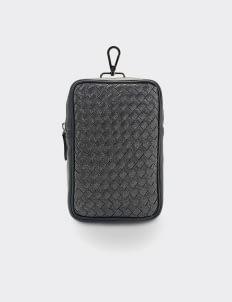 Chameo Couture Black Aaron Man Waist Bag