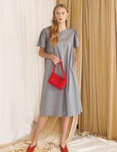 Starry Gray Romy Dress
