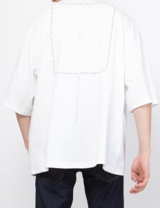 KOMMA White Play Limited T-Shirt