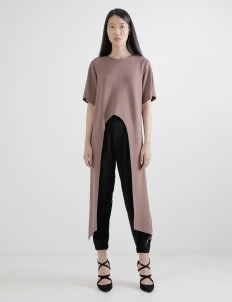 Avgal Collection Coffee Brooke Top