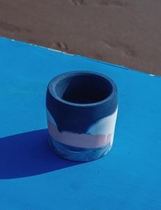 Ash Works Multicolor Big Planter Ceramics