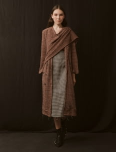 ATS THE LABEL Brown Chicko Outerwear
