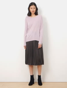 Green Parks by Stripe Japan Pink Victoria Sweater