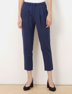 American Holic by Stripe Japan Blue Morgan Ankle Pants