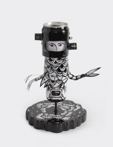 Eko Nugroho Monochrome Eko Nugroho Amazing Cans Toys