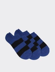 Gunze Blue 15SG1 Socks