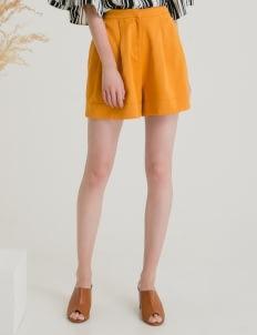 Bel. Corpo Mustard Caron Short Pants